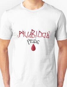 Mudblood Pride (version 1, black) Unisex T-Shirt