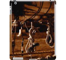 Yacht Bells & Ropes iPad Case/Skin