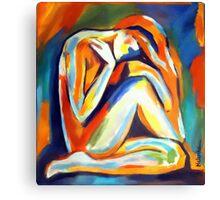 """Solitude"" Canvas Print"