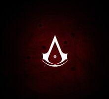 Assasin`s Creed Logo (RBW) by Luke Mifsud