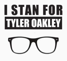 I stan for Tyler Oakley by Triggheart