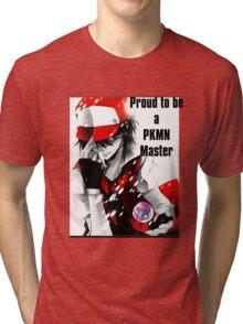 PKMN Master Tri-blend T-Shirt