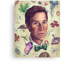 Bill Nye Canvas Print