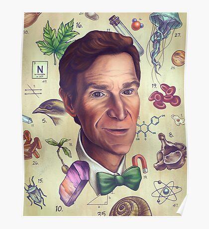 Bill Nye Poster