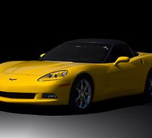 2010 Corvette by TeeMack