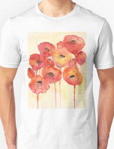 Red Poppy T-Shirt
