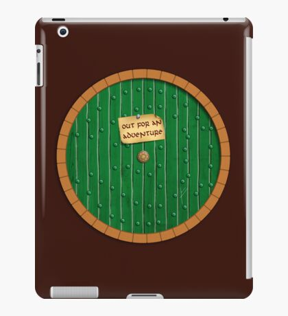 Out for an adventure iPad Case/Skin