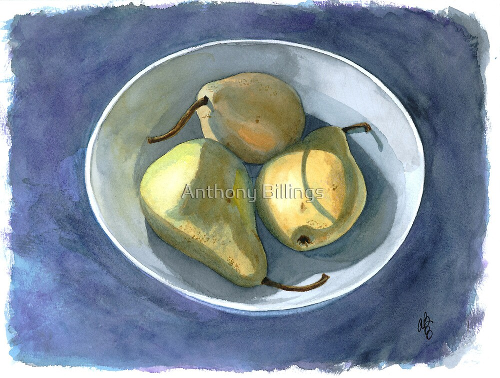 Pears #2 by Anthony Billings