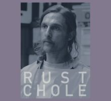 Rust Chole from True Detective, HBO by Omar S.