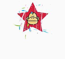 Monkey Red Star - Monkey Revolution Unisex T-Shirt
