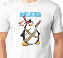 Ninjuin - The Ninja Penguin Unisex T-Shirt