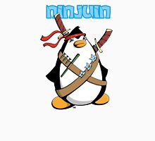 Ninjuin - The Ninja Penguin Unisex T-Shirt