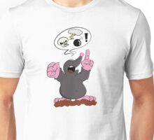 The Mule is in a bad mood and curses Unisex T-Shirt