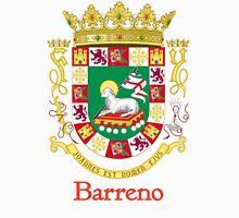 Barreno Shield of Puerto Rico Unisex T-Shirt