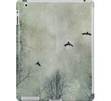 Three Ravens iPad Case/Skin
