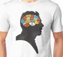 Shaun Phrenology Unisex T-Shirt