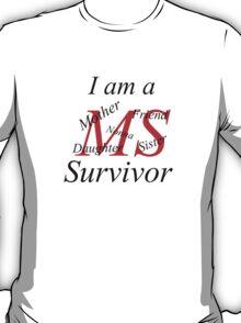 MS Survivor Tee T-Shirt