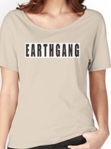 Earth Gang Women's Relaxed Fit T-Shirt