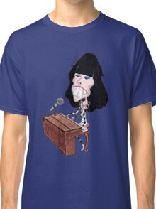 Classic Rock 70's Funny Caricature Classic T-Shirt