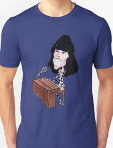 Classic Rock 70's Funny Caricature T-Shirt