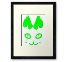 Radioactive  Framed Print