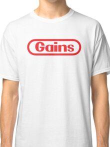 Nintendo Gains Classic T-Shirt