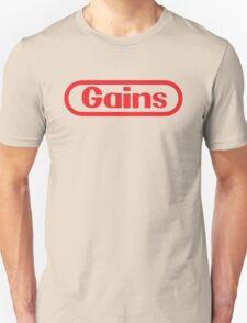 Nintendo Gains Unisex T-Shirt