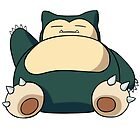 Snorlax by ddsoliveira