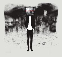 TV Head by angrycheez