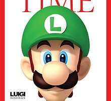 Year of Luigi by Doug Rodriguez
