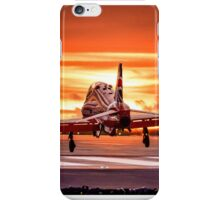 Red Sunset iPhone Case/Skin