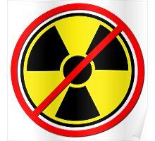 Against Atom Poster