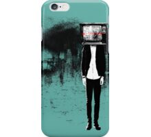 TV Head iPhone Case/Skin