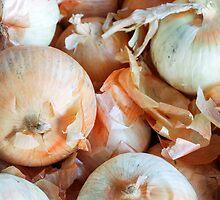Onions by Henrik Lehnerer