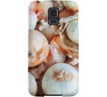 Onions Samsung Galaxy Case/Skin