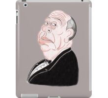 Classic Thriller Movies 60's Funny Caricature iPad Case/Skin