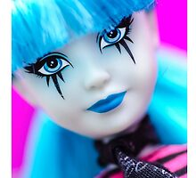Punk Gothic Dark Doll by MMPhotographyUK