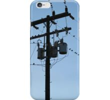 Power Pole iPhone Case/Skin