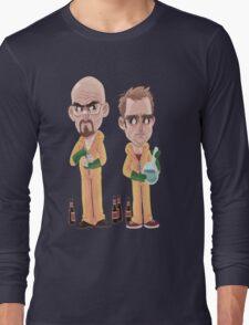 Breaking Bad - Jesse e Walter Long Sleeve T-Shirt