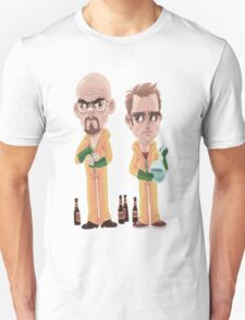 Breaking Bad - Jesse e Walter Unisex T-Shirt