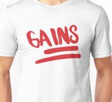 Emoji Gains Unisex T-Shirt