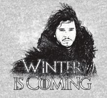 Jon Snow ( Winter is Coming ) by RedLemon