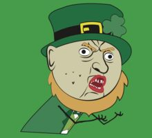 Y U No St Paddy's Day Leprechaun by straightupdzign