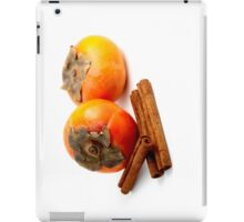 Persimmon Cinnamon iPad Case/Skin