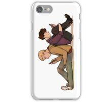 A Finger Slip iPhone Case/Skin