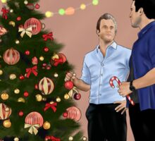 Merry Christmas - McDanno Sticker