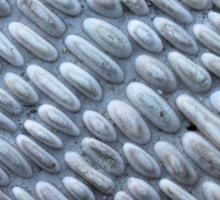 Pebbles Stone Wall Sticker