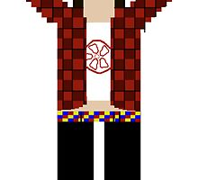 John Squire 8Bit by SKW4RE