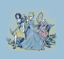 Fairytale Fatales by Serkworks