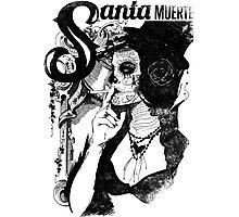 Santa Muertos Photographic Print